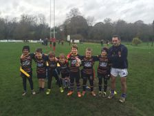 Mini and junior rugby season begins