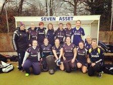 Ladies 3s Win Suffolk Premiership Title