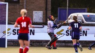 Ipswich Women's 1s v Barnes Women's 1s