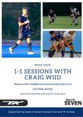 1-to-1 coaching with Craig Wiid