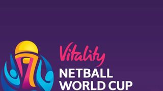 Swan at the Netball World Cup July 2019