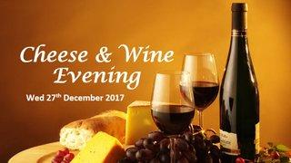 Cheese & Wine Evening 2017