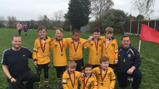 U8's at Essex Rugby Festival 15/04/18
