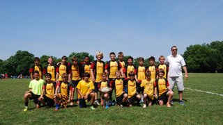 Summer Youth Touch Rugby