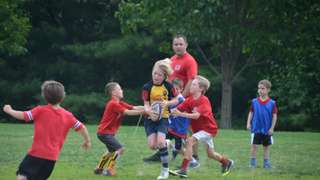 Exiles Youth Touch and Tackle Practices