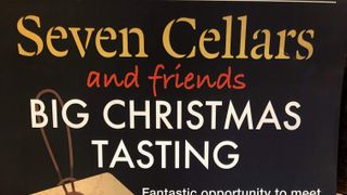 Seven Cellars Wine tasting event 8 December