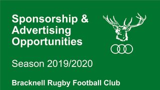 Sponsorship & Advertising Opportunities