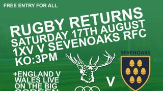 Rugby Returns to Lily Hill Park