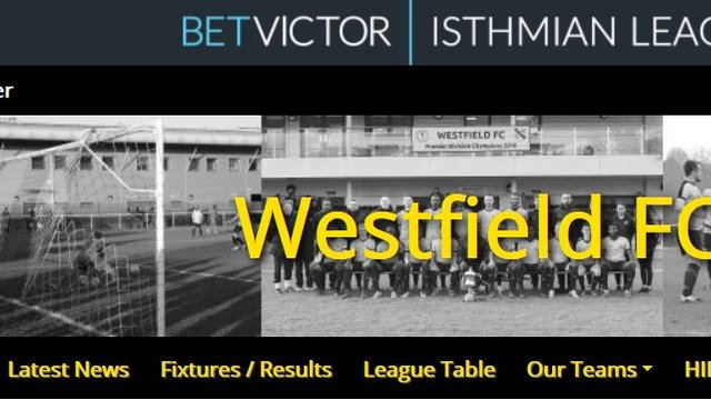 New Westfield FC official website