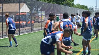 NYRC U19 @Blazing 7s