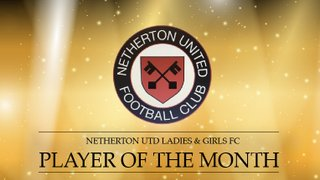 October - Player of the Month Awards - Under 14s