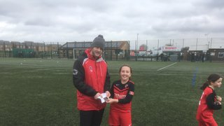 January - Player of the Month Awards - Under 10s