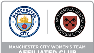 Netherton Utd Ladies & Girls FC continue their affiliation with Man City Women FC