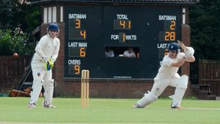 Joining Didsbury Cricket Club