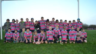 Olney Youngsters set sights on Twickenham