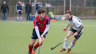 Mens 1stXL v North Stafford