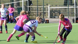 SCHC Ladies 1st XL 2 v Loughborough Students 2