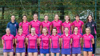 Ladies 1st XL vs University of Durham