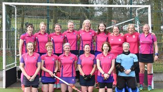 Ladies Over 45s 4-1 Redland Wereys