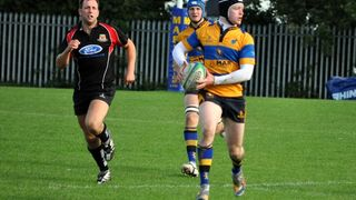25/9/10 Limavady - Junior Cup