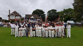 Mitcham CC in the news - read all about it!!