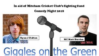 Lashings weekend - Comedy Night 2018