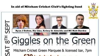 Mitcham CC Big Weekend 7-9 Sept 2018