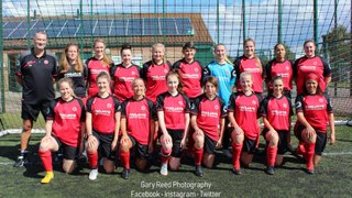 FA Cup vs Newmarket Town Ladies
