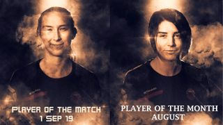 August Player of the Month  &  Player of Match Awards