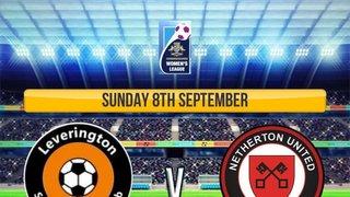 Premiership League game vs Leverington Ladies