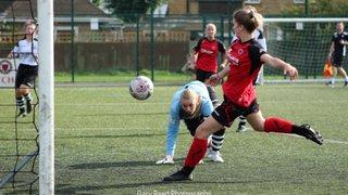 Ladies vs Cambridge City