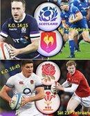 6 Nations at the club this Saturday 23rd Feb both games
