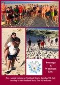 Beach Training Tuesday 9th July