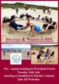 Pre-Season Training Wareham Forest