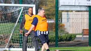 Walking Football - Over 59s Final Round