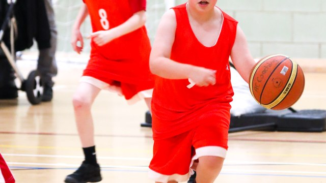 Under 9s. Under 11s Basketball Sessions (Saturday)