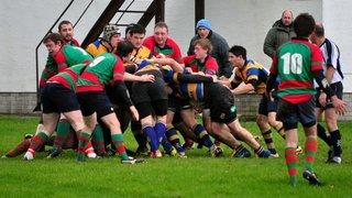 29/10/11  Donaghadee 2nds - Junior League