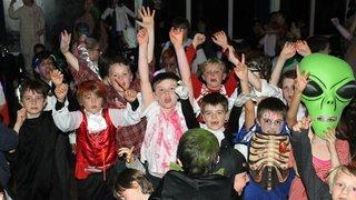 25/10/13 Mini Rugby Halloween Disco