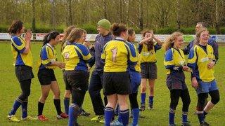 6/4/14 Ballymoney U18 Ladies - Cup