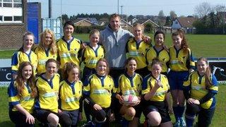 20/4/14 Malone - Ladies U19 Cup Final