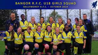 26/10/14 Ballymoney U18 Ladies - League