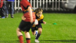 8/11/14 Mini Rugby Floodlit Festival