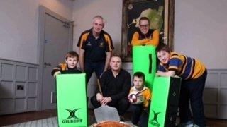 Little Wing sports bursary winners