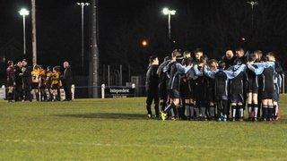 24/2/16 Bangor Academy U12 - Friendly