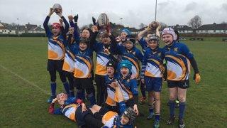 Mini Rugby P6 Tour to Dublin