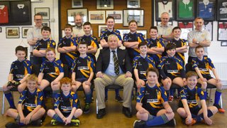 P7 Mini Rugby touring party
