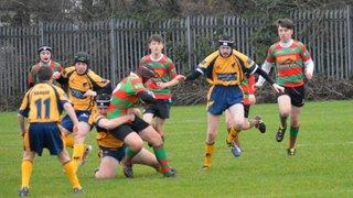 17/11/18 Donaghadee U14 - Ulster Carpets League