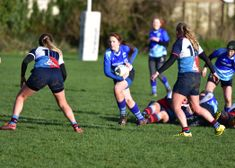 Strong finish not enough for North Down Ladies