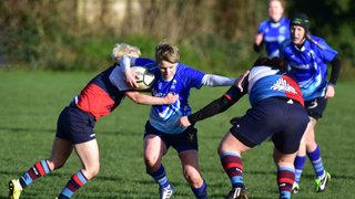 27/1/19 North Down Ladies v Harlequins Ladies