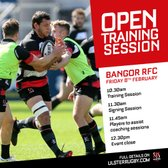 Ulster Rugby to train at Bangor RFC